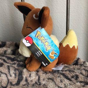Pokemon Other - Eevee plushie